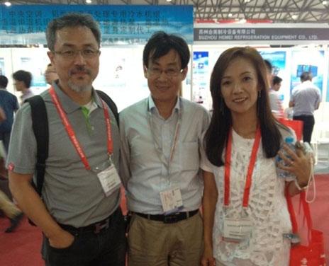 太仓贝斯特旗舰产品成功打入韩国市场