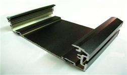 断桥铝材粉末喷涂的优势解析