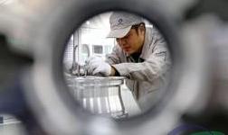 秦皇岛年产300万只高性能铝合金车轮项目投产