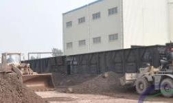 喜迎十九大|首批贵州铝土矿成功抵达国电投山西铝业