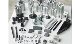各种铝型材表面处理工艺后的特征与性能