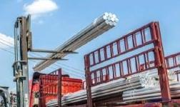 綦江:高精度铝合金棒材投产