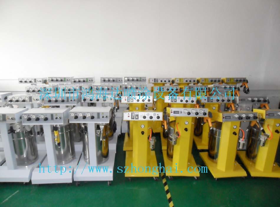 深圳市鸿海达喷涂设备有限公司