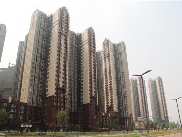 成都万科海悦城-建筑铝模板