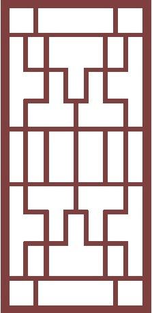 厂家厂价供应环保建材窗格 木纹铝合金窗格