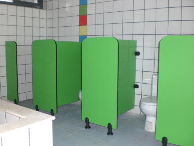 幼儿园式隔断卫生间隔断