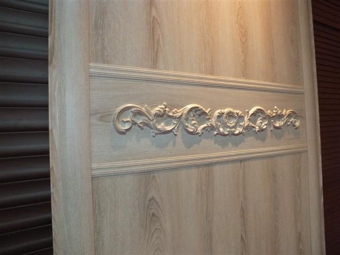 整体衣柜门移门包覆铝型材百叶板