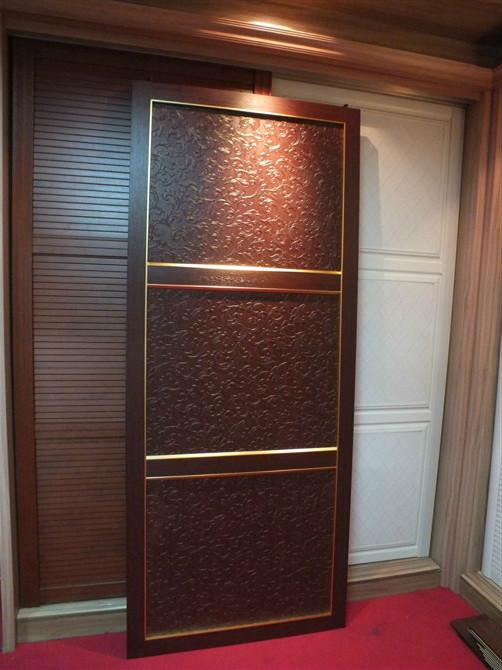 整体衣柜移门边框包覆铝型材