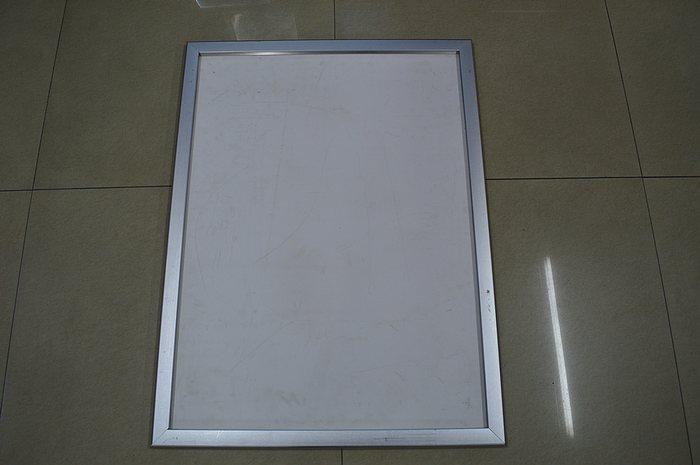 0cm开启式边框电梯铝合金框