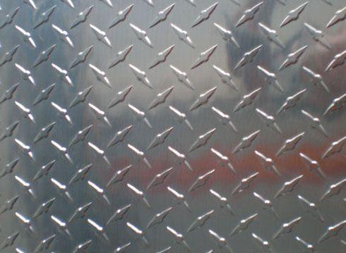 花纹板大连1100花纹铝板