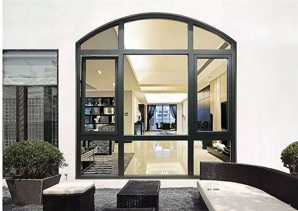 高端铝门窗型材,吊推门铝型材品牌厂家—吉亚铝业为您提供高端断