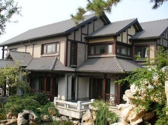 斜板天沟 砖混结构
