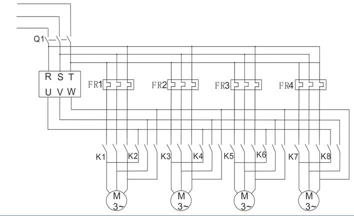 系统主回路电路