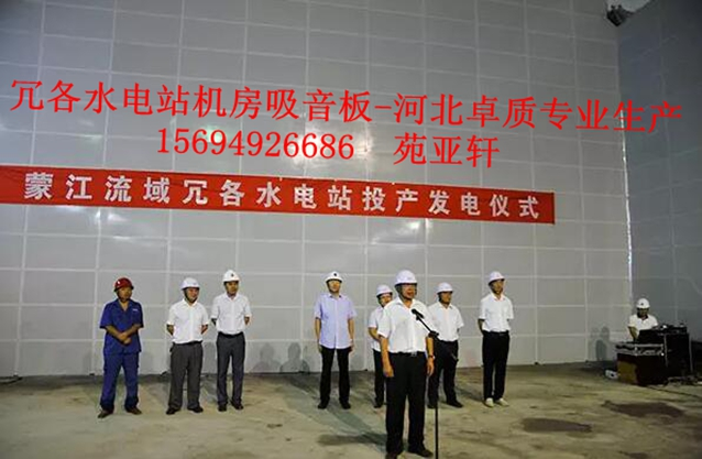 贵州水电站机房吸音板.jpg