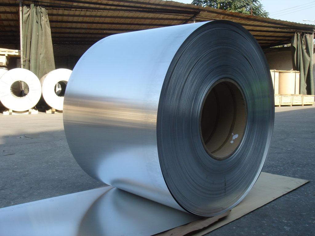生产5052合金铝带耐蚀中硬成型性好