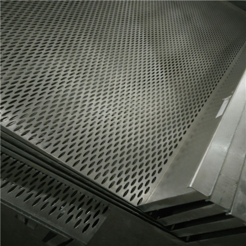 车展厅镀锌钢板吊顶