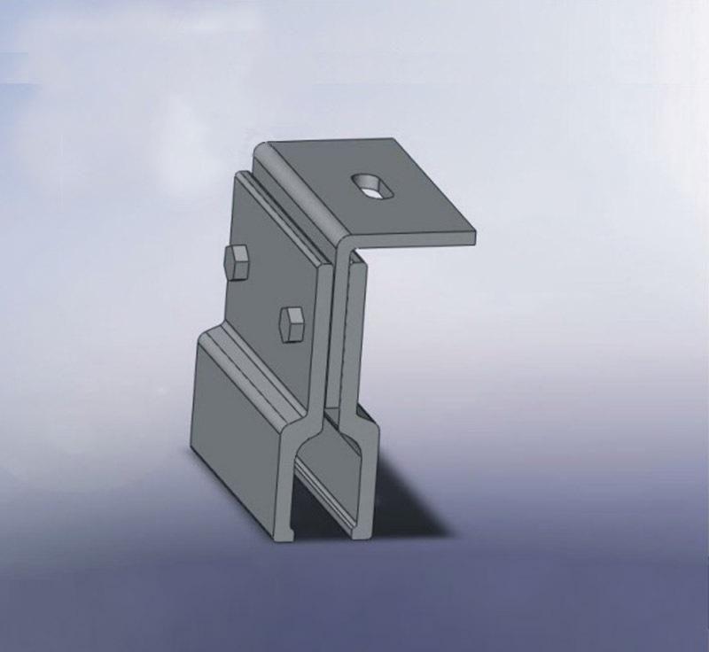 支架配件 结构稳定