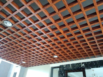 型材木纹铝格栅-铝格栅-中国铝业网