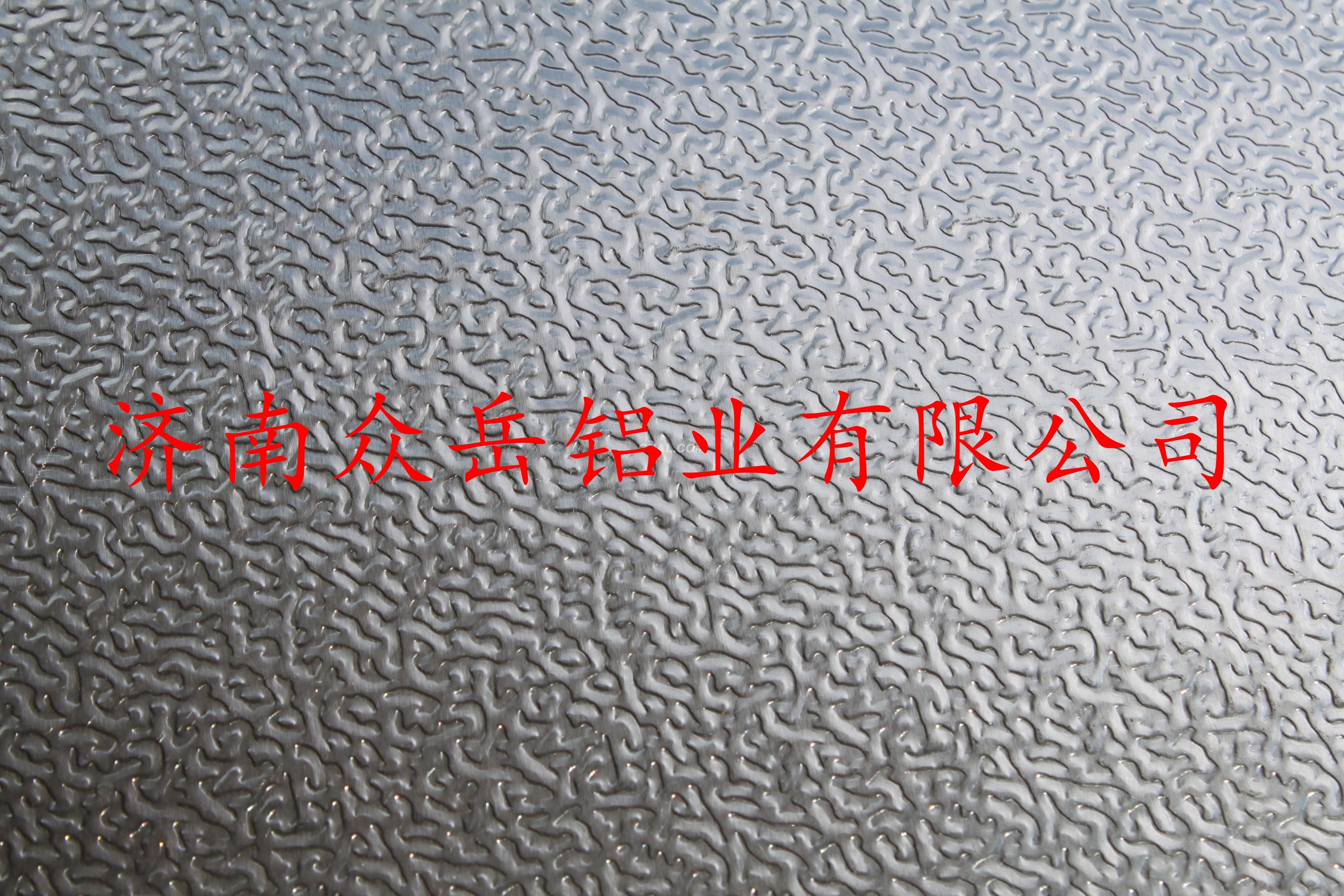 地板,外包装多使用此种花纹铝板材