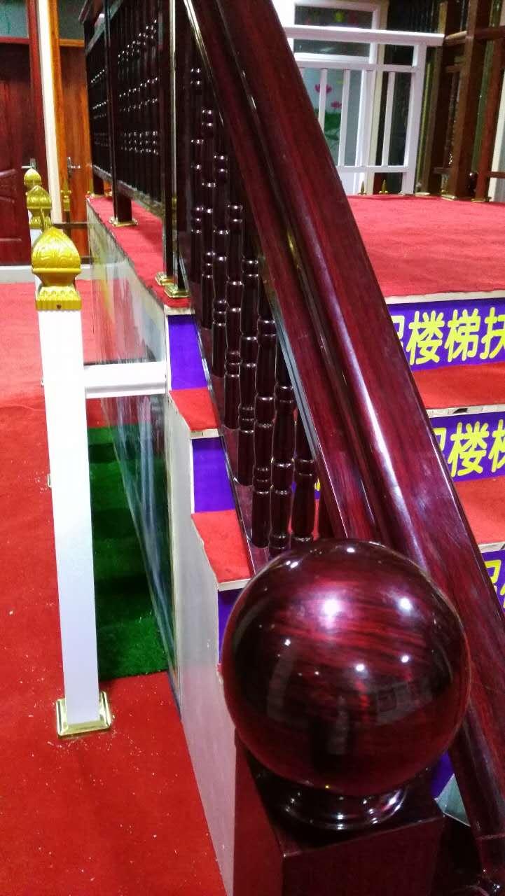 铝合金楼梯扶手图片