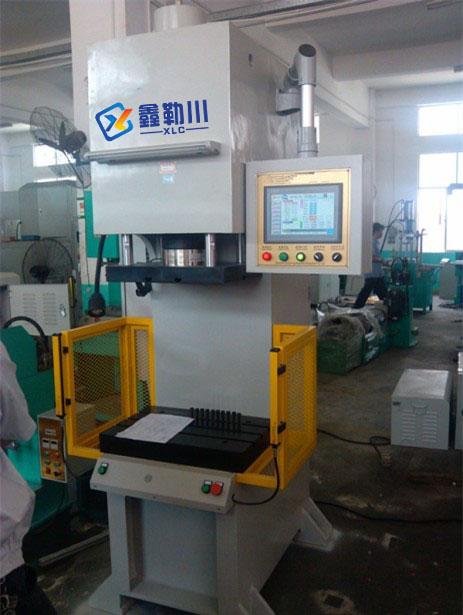 力位检测液压机,压装检测油压机