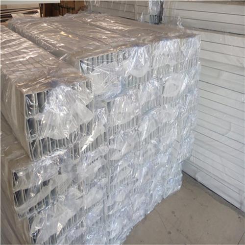 木纹铝方通包装示意图