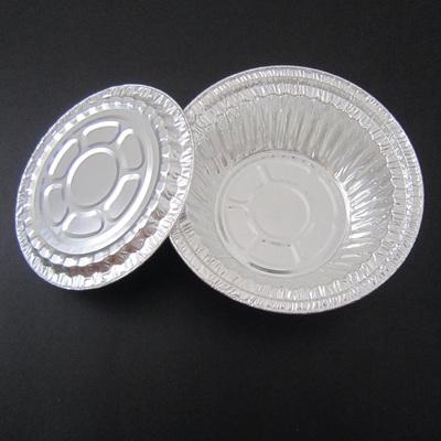 供应6C铝箔煲,外卖锡箔煲,锡纸碗,锡箔纸碗