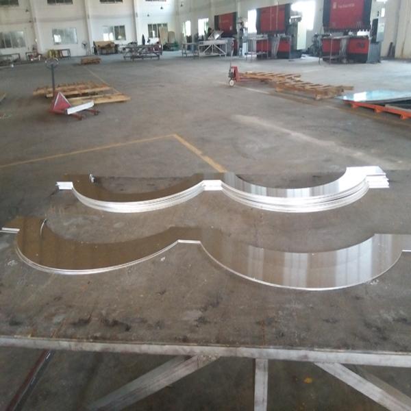 造型铝方通