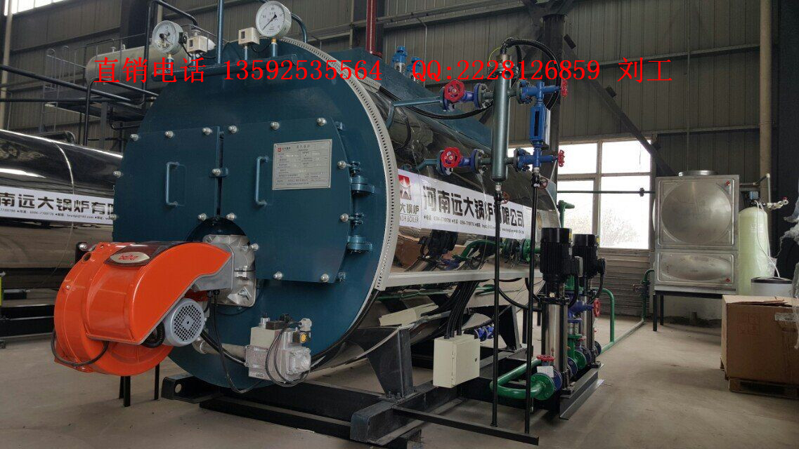 河南4吨 6吨燃气锅炉,气体锅炉