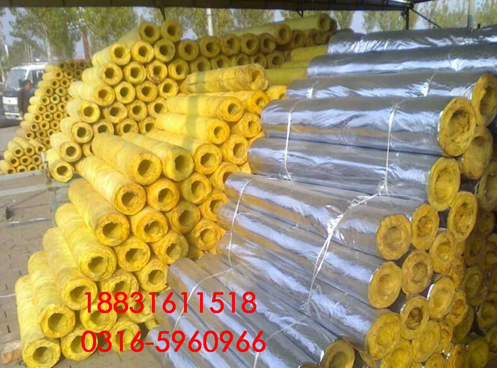 高端离心玻璃棉管中国制造