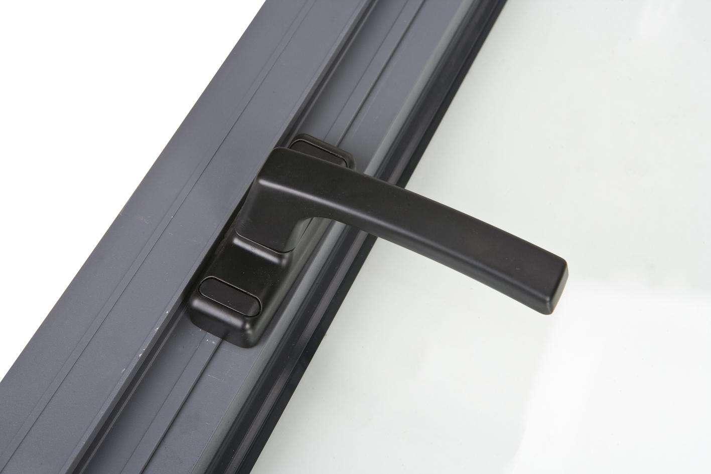 注胶 穿条隔热铝型材 结构紧凑 清秀美观