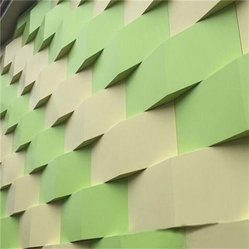 造型铝单板厂家提供设计造型直销咨询