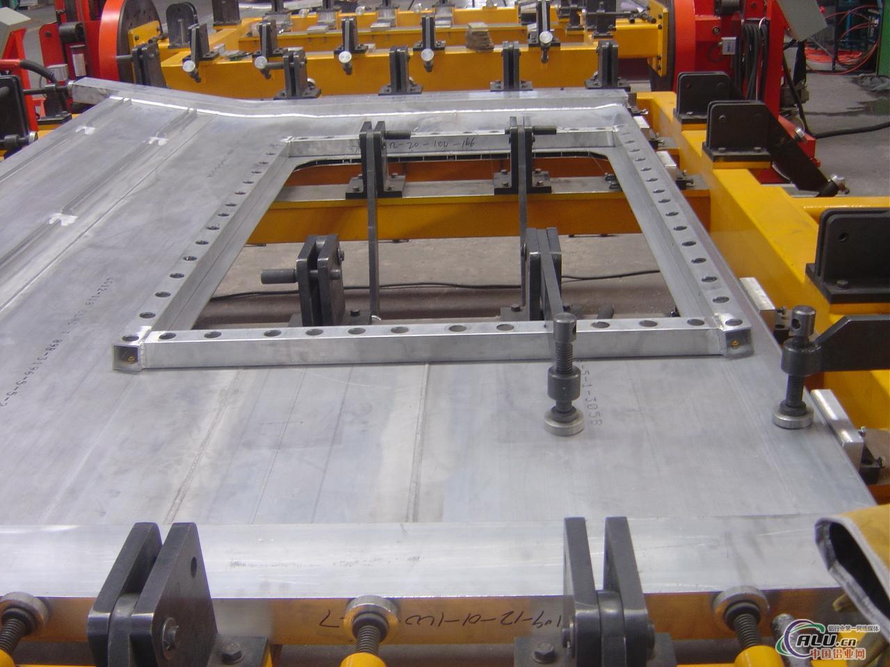 铝合金结构件焊接优质铝件焊接