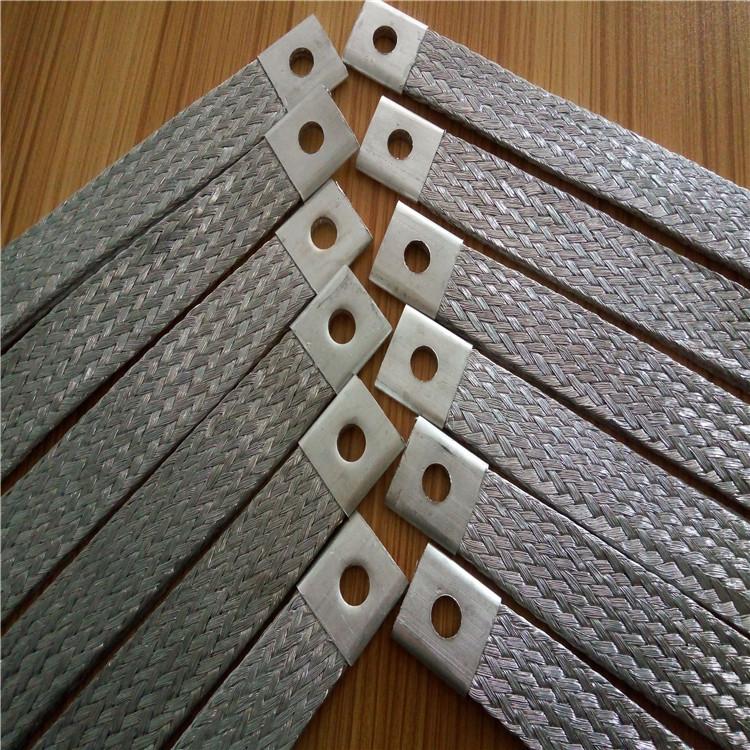 LMY散热带 铝丝编织带 硅碳棒连接散热带