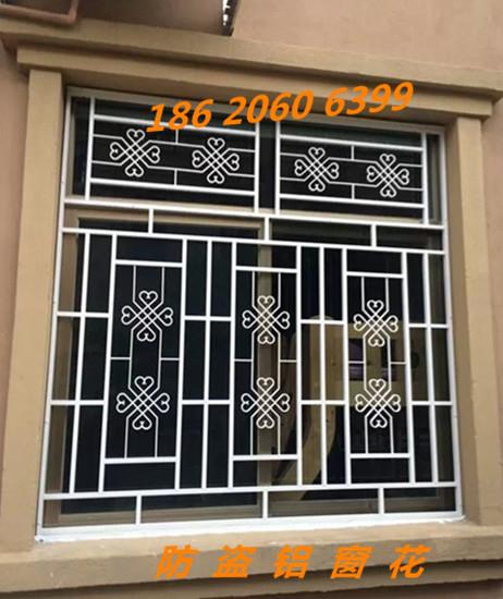 仿古铝窗花-防盗铝窗花-外墙装饰窗花板