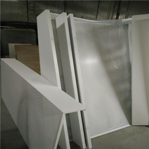 简洁大气的启辰4S店镀锌钢板优质产品