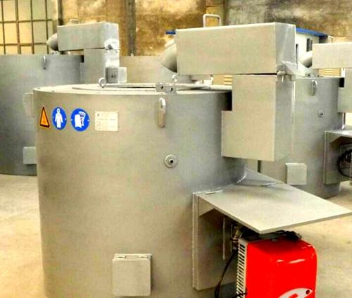 供应天燃气熔铝炉厂家直销 液化气熔铝炉