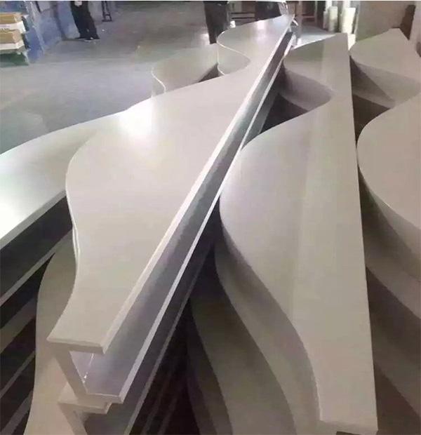 弯曲条形图片素材
