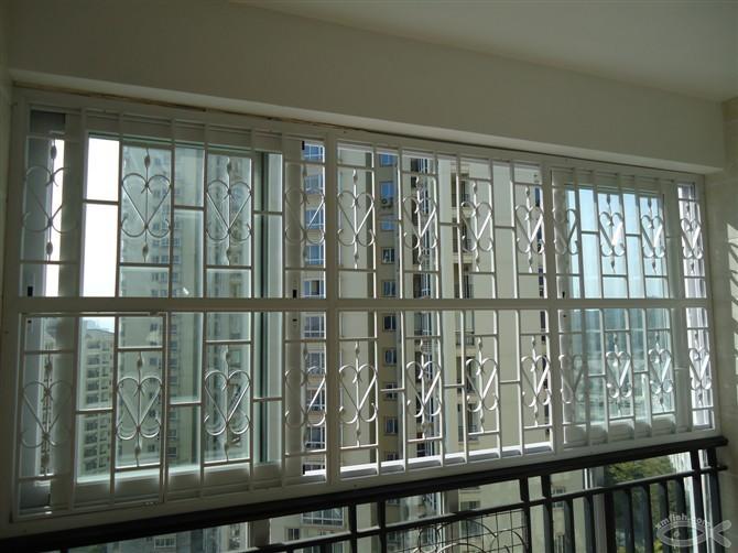 铝型材     雕花铝合金窗花,铝格铝窗花,港式铝窗花,欧式铝窗花, 铝