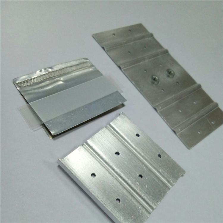 特薄铝箔片定做加工 1090铝排