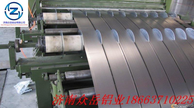 合金铝带-变压器百叶窗专用折弯拉伸铝带