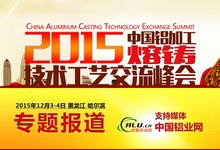 2015中国铝加工熔铸?#38469;?#24037;艺交流峰会