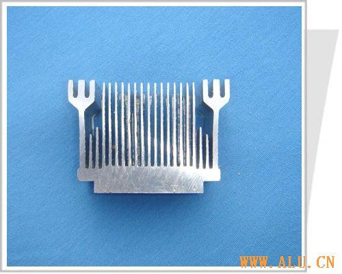 Profile of electronic radiator