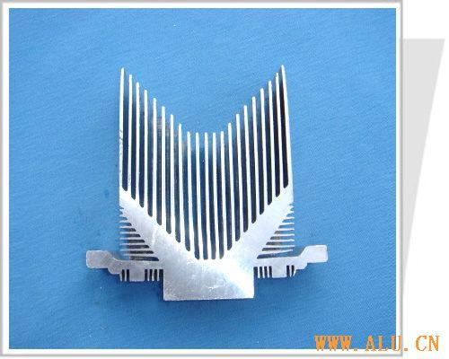 Profile of electronic radiator2