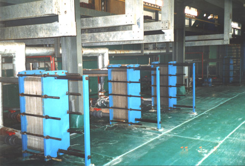 aluminum section oxidation production equipment