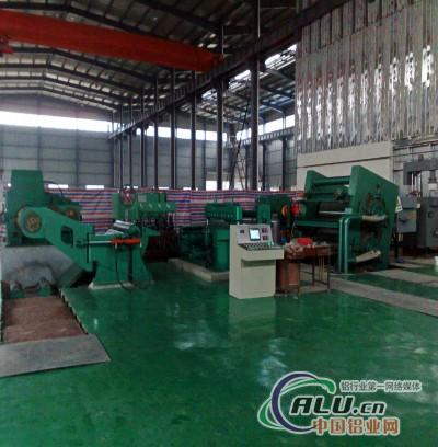供应铝铸轧机成套设备
