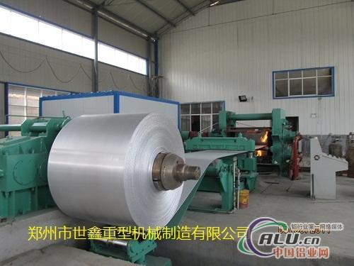 铝板连铸连轧机铝板铸轧机