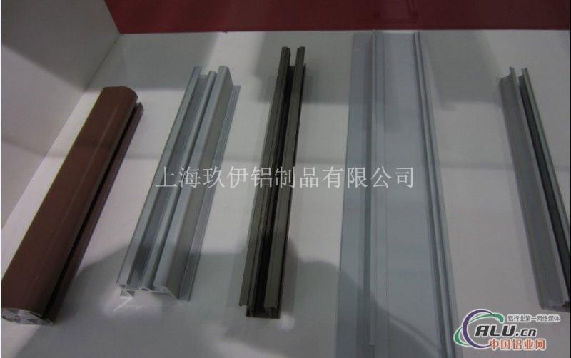 不规则直线铝腰线开模设计挤压