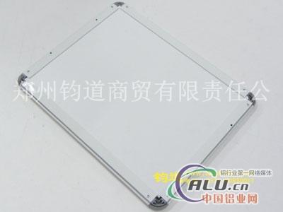 海报夹边框铝型材,海报框材料