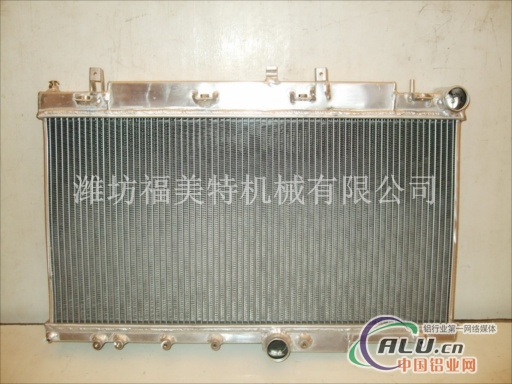 汽车水箱-铝压铸散热器-中国铝业网